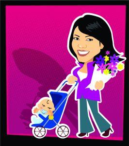 Sama mama – czyli szczęśliwe macierzyństwo
