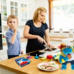 Sposoby na spędzanie wolnego czasu z dziećmi - baw się i gotuj!